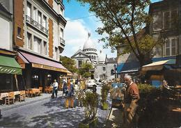 PARIS MONTMARTRE DAUPHINE - Turismo