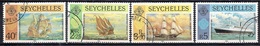 Seychelles 1981 - Ships - Seychelles (1976-...)