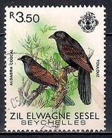 Seychelles 1983 -  Birds - Seychelles (1976-...)