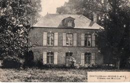 CHATILLON SUR SEICHE - Château Des Mallais - Frankreich