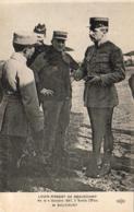 GUERRE 1914- 1918  WW1  LOUIS ROBERT DE BEAUCHAMP Né Le 4 Octobre 1887 à Senlis   ... - Guerre 1914-18