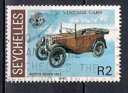 Seychelles 1985 - Vintage Cars - Seychelles (1976-...)