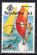 Seychelles 1985 - World Fair Expo '85 - Tsukuba, Japan - Seychelles (1976-...)