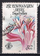 Seychelles 1986 - Flowers - Seychelles (1976-...)