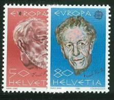 SWITZERLAND  1985 EUROPA CEPT  MNH - 1985