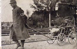 GUERRE 1914- 1918  WW1  Il Faut S' Entraider  ... - Guerre 1914-18