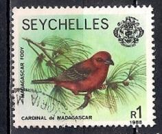 Seychelles 1988 - Bird - Seychelles (1976-...)