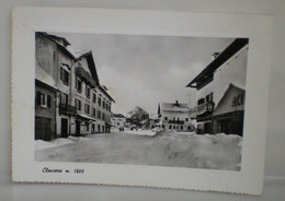 Claviere Albergo Torino ACI Cartolina Viaggiata - Italia