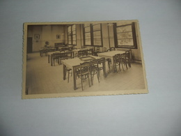 """Obourg Sanatorium """"edith Cavell"""" Salle De Récréation - Mons"""