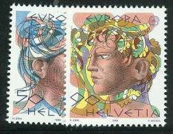 SWITZERLAND 1986 EUROPA CEPT   MNH - 1986