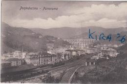 Pontedecimo Genova Panorama Treno Ferrovia - Italia
