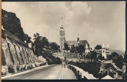 °°° 13205 - HUNGARY - BUDAPEST - HALASZBASTYA - 1957 With Stamps °°° - Ungheria