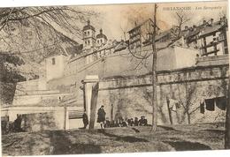 BRIANCON Les Remparts (carte Animée)   (bien Regarder)  51 - Briancon