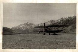 HAWKER AUDAX  1938    12 * 8 CM Aviation, AIRPLAIN, AVION AIRCRAFT - Aviación