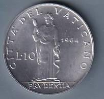 VATICANO VATIKAN VATICAN  1964  PAOLO VI  10 LIRE - Vaticano