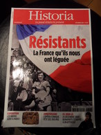 HISTORIA N°816 DE DECEMBRE 2014  RESISTANCE MAYAS BONAPARTE OPERA COMIQUE - Geschiedenis