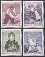 Austria/1961 - Kunstlerhaus Centenary/100 Jahrestag Künstler Wiens - Set - MNH - 1961-70 Unused Stamps