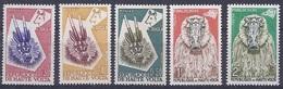 180031144  HAUTE  VOLTA  YVERT  Nº   71/5  MH/MNH - Alto Volta (1958-1984)