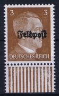 Deutsches Reich: Mi Feldpost 172 Postfrisch/neuf Sans Charniere /MNH/** Ruhrkessel - Dienstzegels