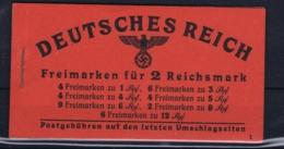 Deutsches Reich: Markenheft 48-3  Postfrisch/neuf Sans Charniere /MNH/** 1941 - Markenheftchen