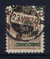 Deutsches Reich:  Memel  M 214 Obl./Gestempelt/used  1923 - Memelgebiet