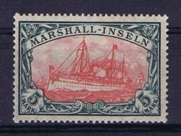 Deutsche Reich : Marshall Inseln  Mi 27 B I   Postfrisch/neuf Sans Charniere /MNH/** - Kolonie: Marshall-Inseln