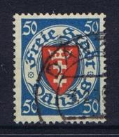 Deutsche Reich : Danzig Mi 296 Obl./Gestempelt/used 1938 - Danzig