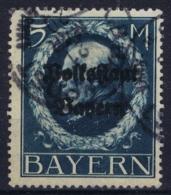 Bayern Mi 131 I A Obl./Gestempelt/used - Bayern