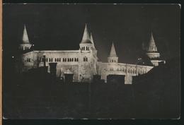 °°° 13210 - HUNGARY - BUDAPEST - HALASEBASTYA - 1957 With Stamps °°° - Ungheria
