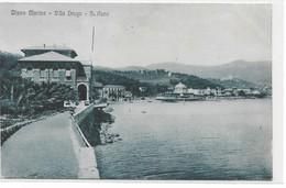 CARD DIANO MARINA VILLA DRAGO S.ANNA  (IMPERIA)-FP-N-2-  0882-28615 - Imperia