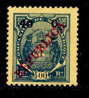 ! ! Mozambique Company - 1916 Elephants 40 C - Af. 104 - MH - Mozambique