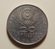 Cape Verde 20 Escudos 1982 - Cape Verde