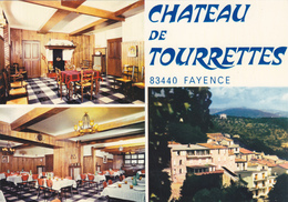83,VAR,FAYENCE,TOURRETTES - Fayence