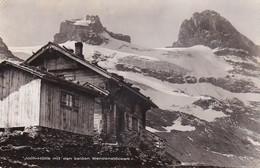 AK Joch-Hütte Mit Den Beiden Wendenstöcken - Geprüft OKW 1942 (39071) - BE Berne