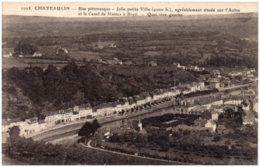 29 CHATEAULIN - Site Pittoresque - Jolie Petite Ville - Châteaulin