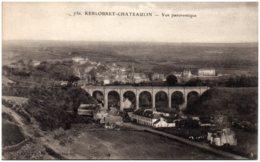 29 KERLOBRET-CHATEAULIN - Vue Panoramique - Châteaulin