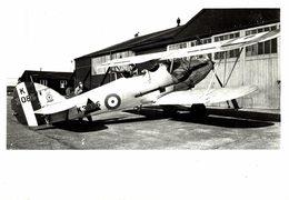 HAWKER AUDAX     16 * 12 CM Aviation, AIRPLAIN, AVION AIRCRAFT - Aviation