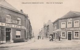 FRAIPONT NESSONVAUX RUE DE LA CAMPAGNE - Trooz