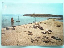 V10-29- Finistere- Raguenes- La Pointe Et L'ile--1966--barques- Voilliers - Francia