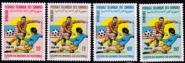 Komoren, 1993, 1009/128, Fußball-Weltmeisterschaft 1990.  MNH **, - Komoren (1975-...)