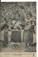 TONKIN Région De Lackay Tribu De La Frontièredu Yunnam Femme Meo Blanc ...F - Viêt-Nam