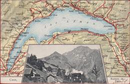 Zwitserland Lac Leman Lausanne Geneve Evian Montreux  Vevey Rolle Nyon Schweiz La Suisse SZ Schwyz Helvetia SWITZERLAND - GE Genève