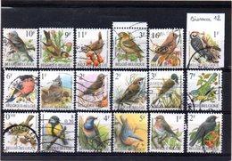 Thématique Oiseaux, Lot De 18 Timbres, Lot N° 12 - Collections, Lots & Séries