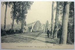 NOUVEAU PONT DE L'AISNE - CHATEAU-PORCIEN - Chateau Porcien