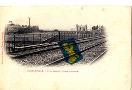 CHARLEVILLE - Voie Ferrée,Ligne D'HIRSON - Charleville