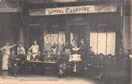 28 - Chartres - Beau Plan De La Boucherie Léandre Chaboche - ( Restaurant - Plat à Emporter ) - Sublime Animation - Chartres