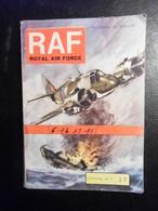 RAF N°1 DE JUILLET 1969 - Magazines Et Périodiques