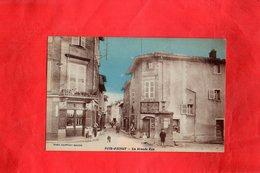 F0102 - BOIS D'OINGT - 69 - La Grande Rue - France
