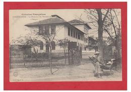 VIET-NAM --ANNAM--SAÏGON-- LA DIRECTION DES TRAVAUX PUBLICS-- - Vietnam