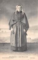 29 - St-Thégonnec - Jeune Fille En Deuil - Saint-Thégonnec